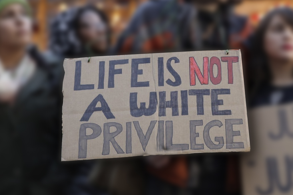 White privilege is generally regarded as a